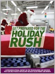 Get Prepared for the Holiday Rush