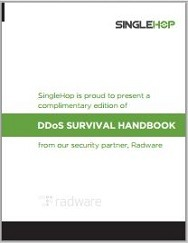 DDoS Survival Handbook The Ultimate Guide to Everything You Need to Know About DDoS Attacks