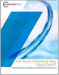Enterprise Tech Pick Your Cloud Control Your Data