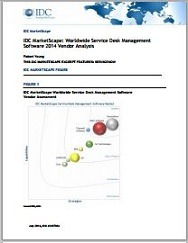 This IDC Study Represents A Vendor Assessment Of The Service Desk  Management Software Market Using The IDC MarketScape Model. This Study Is A  Quantitative ...