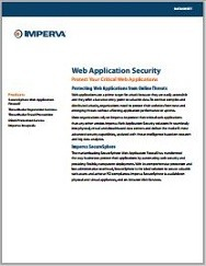 Protect Your Critical Web Applications with Imperva