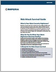 Web Attack Survival Guide