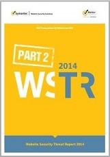 Website Security Threat Report 2014