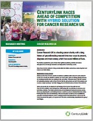 CenturyLink Races Ahead of Competition