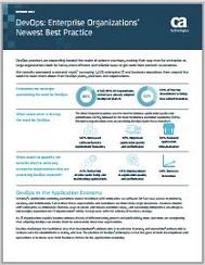 Enterprise Organizations Newest Best Practices