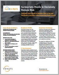 Surescripts Moves to Decisively Reduce Risk