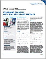 ASOS Case Study Expanding Globally with Scalable Cloud Services