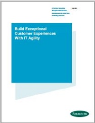 Build Exceptional Customer Experiences with IT Agility