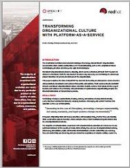Transforming Organizational Culture with Platform